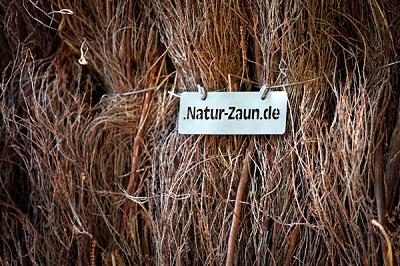 Heidekraut-Sichtschutz von natur-zaun