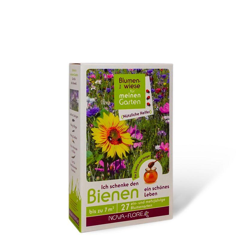 Saatmischung Blühwiese für Bienen