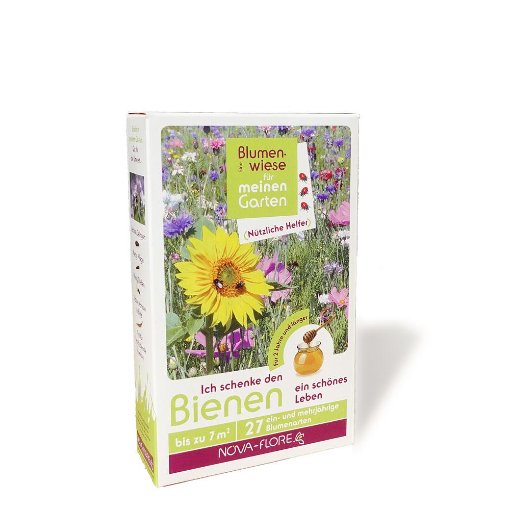 Blumenwiese Bienen